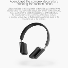 Noise cancelling earphones HIFI wireless bluetooth 4.1 headphones 3D stereo headset with Mic