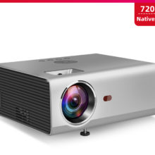 RD825 Mini Projector Native 1280 x 720P LED